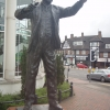 Vaughan Williams Statue , outside Dorking Halls